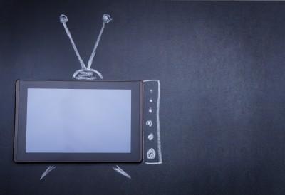 Tablet als Fernseher