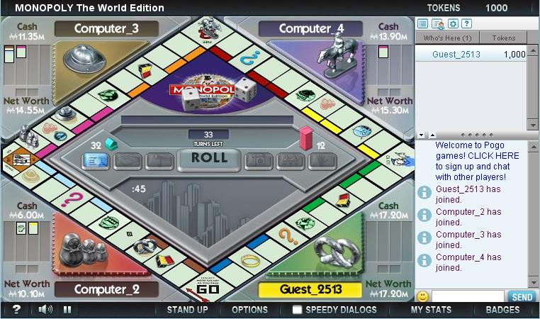 monopoly online kostenlos spielen