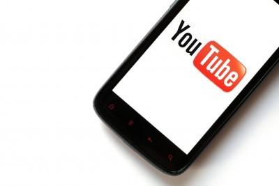 Youtube auf dem Handy